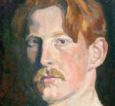 Jugendporträt Ludwig Göbel