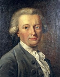Georg Forster, gemalt von Johann Heinrich Wilhelm Tischbein (Bild aus Wikipedia; gemeinfrei).