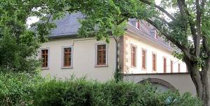 Gutshof der alten Propstei, Schwabenheim.